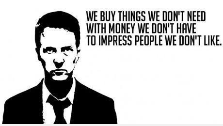 Quote from move fight club
