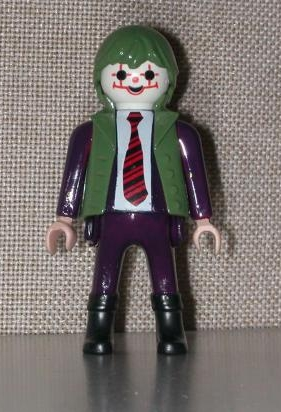 Playmobile joker figurine